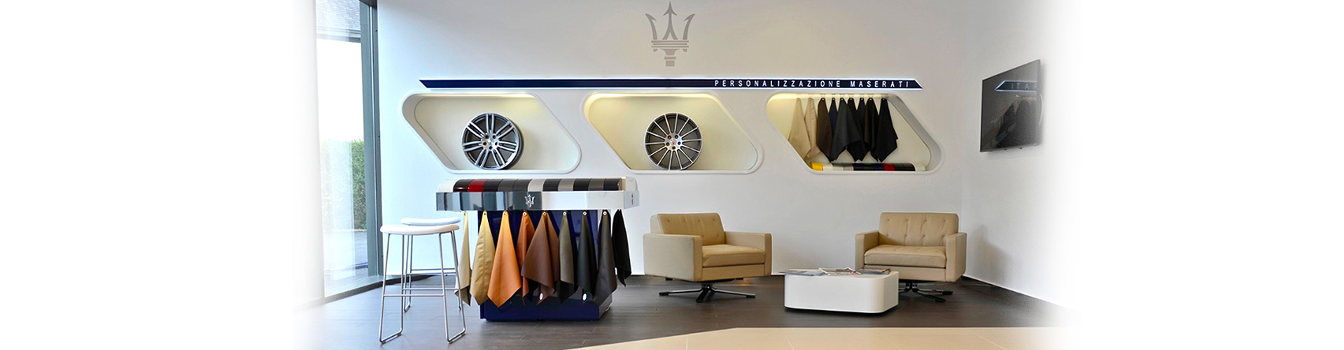 showroom maserati rennes